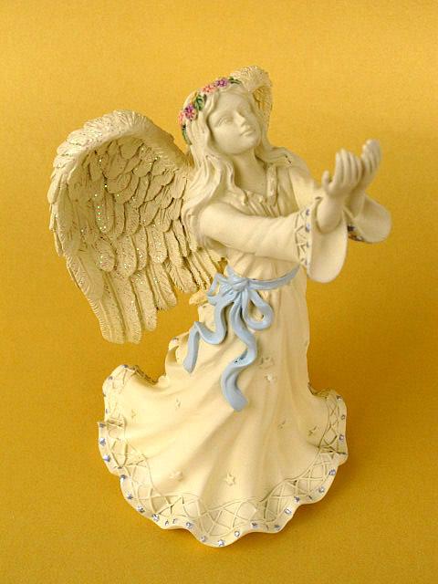 Statue d 39 ange 18cm statuette sculpture 20013 ebay for Fenetre 180x90