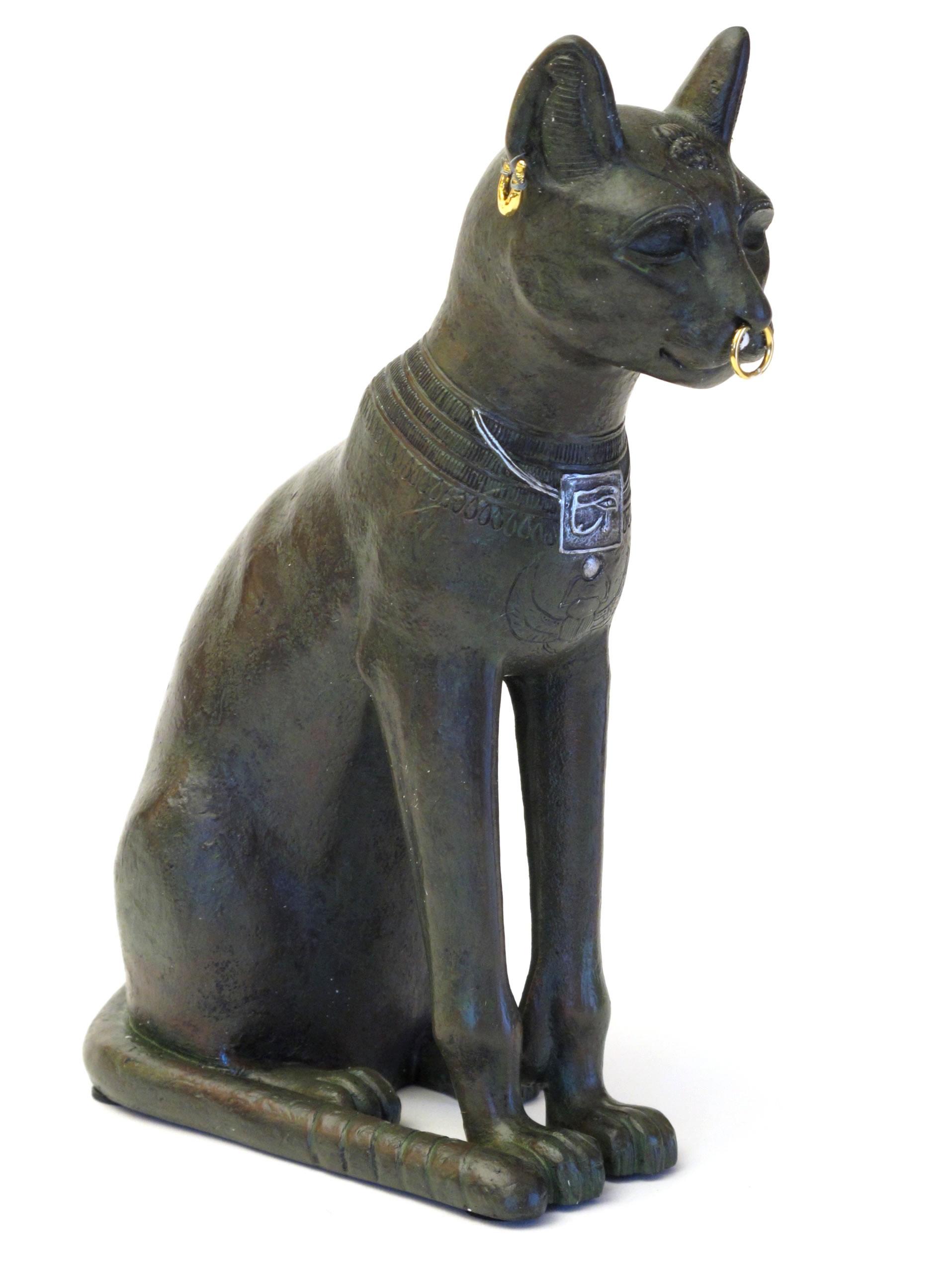 The Gayer-Anderson Cat Parastone Museum Skulptur Sammlerfigur ART EGYPT EG01